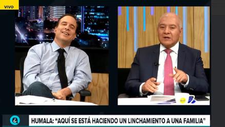 Abogado de Humala: