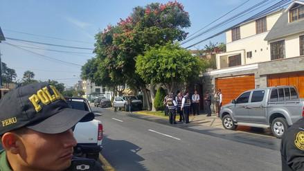 Concepción Carhuancho anuló suspensión de desposesión de la casa de la familia Humala