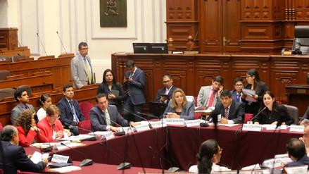 Comisión de Constitución archivó proyecto que prohibía reelección indefinida de congresistas