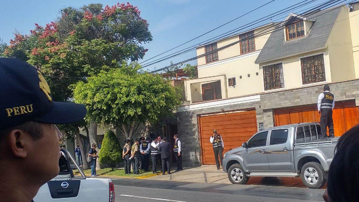 Juez suspendió por 30 días desposesión de vivienda de Humala y Heredia