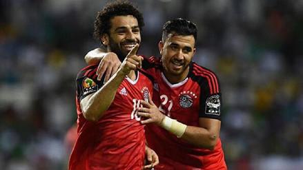 Egipto quiere ser la sorpresa en Rusia 2018 de la mano de Mohamed Salah