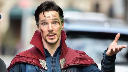 Benedict Cumberbatch rechazará papeles si no se paga lo mismo a las mujeres