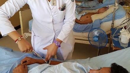 Viceministra de Salud: Hemos iniciado alerta sanitaria por casos de Guillian-Barré