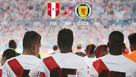 Los precios y las fechas para adquirir las entradas del Perú vs. Escocia