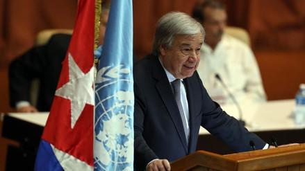 Antonio Guterres: