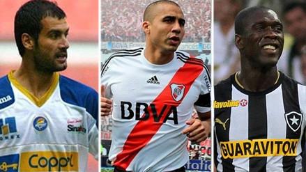 Las 10 estrellas de Europa que no recordabas que jugaron en Latinoamérica