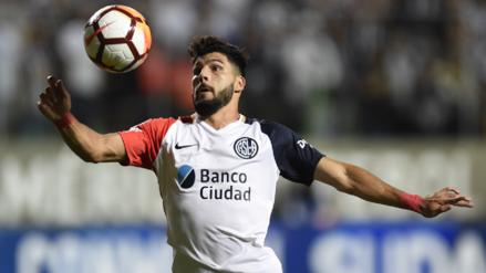 San Lorenzo avanzó en la Copa Sudamericana tras empatar con Atlético Mineiro