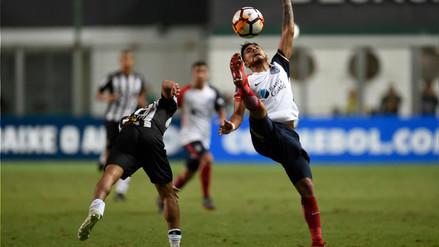 Mira las mejores jugadas del empate entre Atlético Mineiro y San Lorenzo