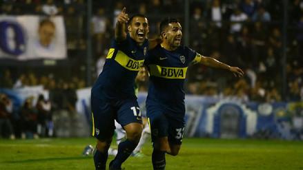 Boca Juniors empató ante Gimnasia y se coronó campeón de la Superliga Argentina