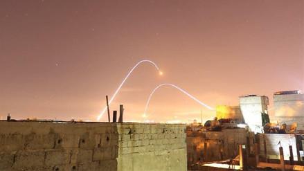 Misiles israelíes impactaron bases militares iraníes en Siria