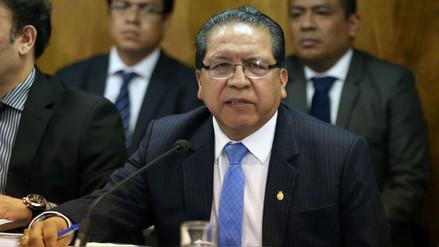 """Pablo Sánchez: """"Hay que respetar las decisiones de los fiscales y jueces"""""""