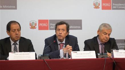 Ministro Tuesta confirma más impuestos a bebidas azucaradas