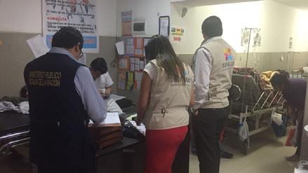 SUSALUD Norte inicia investigación en hospital Las Mercedes de Chiclayo