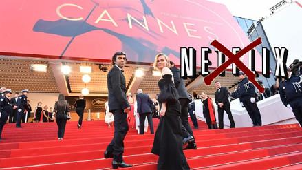 Netflix y Cannes: El origen de una disputa anunciada
