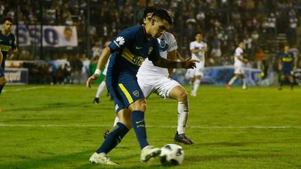 Mira los goles del empate de Boca Juniors sobre Gimnasia