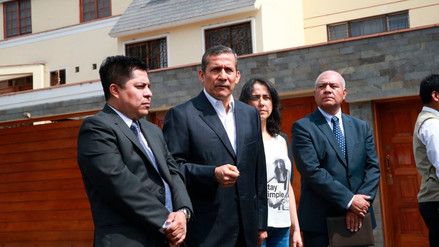 Abogado de Humala calificó de