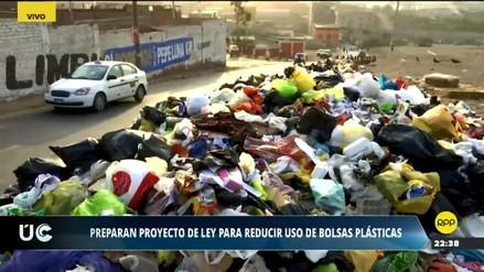 El Estado apunta a reducir el uso de plástico para preservar el medio ambiente