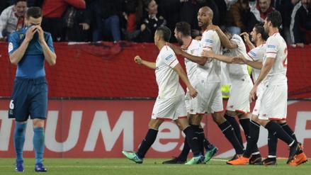 Sevilla vs. Real Madrid: las mejores imágenes del 3-2 a favor de los andaluces