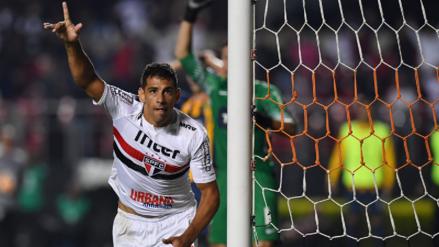 Sao Paulo de Christian Cueva avanzó a la otra fase de la Copa Sudamericana