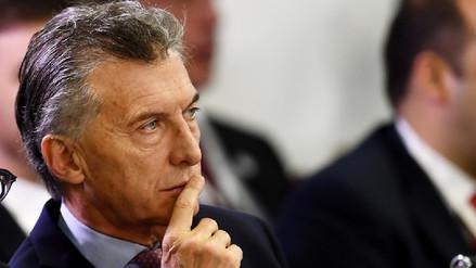 Argentina pide ayuda también al Banco Mundial, el BID y el CAF