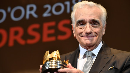 Martin Scorsese en Cannes: