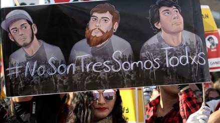 Capturan a sospechoso de desaparición y asesinato de tres estudiantes de México
