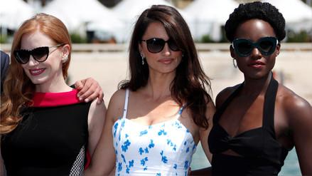 Cannes 2018: Jessica Chastain y Penélope Cruz protagonizan cinta de espías