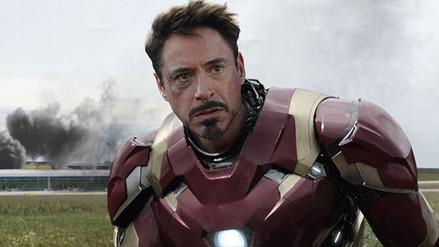 El traje de Iron Man que usó Robert Downey Jr. fue robado en los Ángeles