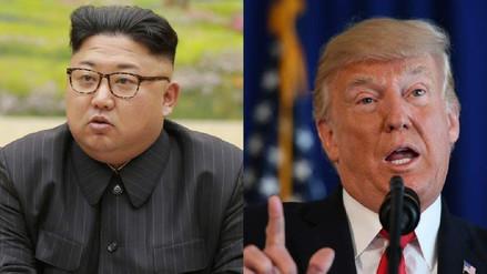Trump anunció que se reunirá con Kim Jong-un el 12 de junio en Singapur
