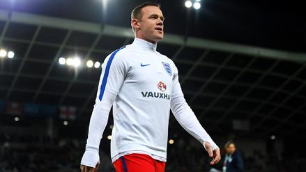 Wayne Rooney habría llegado a un acuerdo con un equipo de la MLS