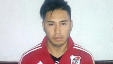 Detienen a futbolista argentino acusado de abusar sexualmente y matar a su hijastro