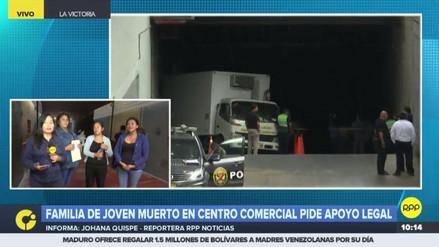 Familia de joven atropellado en centro comercial pide asesoría legal