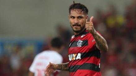Flamengo con Paolo Guerrero igualó con Ponte Preta y avanzó en la Copa de Brasil