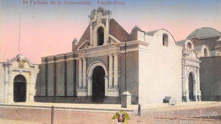 La Universidad Nacional de Trujillo en la historia