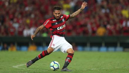 Mira las mejores jugadas de Paolo Guerrero en el Flamengo vs. Ponte Preta