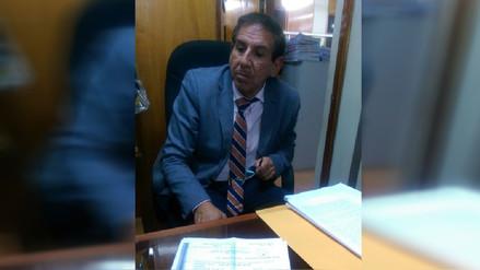 Detienen a un juez por presunto caso de soborno en Arequipa