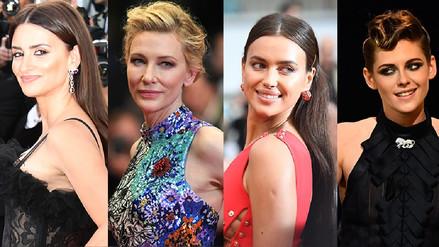 Festival de Cannes 2018: los mejores 'looks' del encuentro cinéfilo