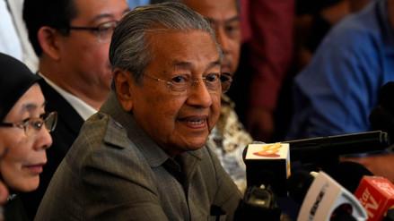 Malasia tendrá el primer ministro más viejo del mundo tras triunfo de la oposición