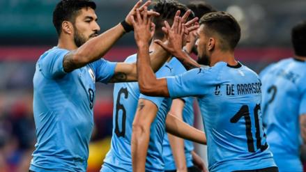 Uruguay tiene raza de campeón y no se siente menos que nadie en el Mundial