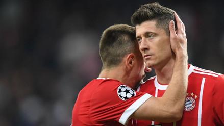 Real Madrid rompió las negociaciones con Robert Lewandowski, según la prensa alemana