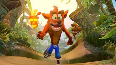 El remake de Crash Bandicoot adelantó su fecha de lanzamiento
