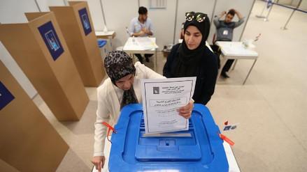 Irak celebra sus primeras elecciones parlamentarias tras la derrota del Estado Islámico