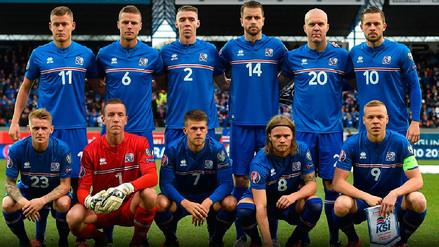 Islandia se convirtió en el primer país en anunciar su lista de 23 para el Mundial