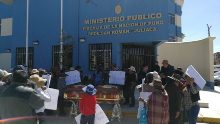 Delincuentes roban y matan a una mujer que retiró S/4,000 de un banco en Juliaca