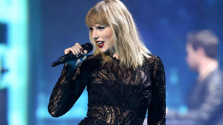 Taylor Swift regresa a la pantalla grande con la adaptación del musical