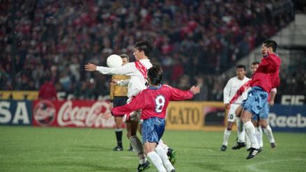 Eliminatorias Francia 1998: Casi, casi