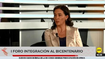 Experta del BID recomienda crear instituciones fuertes para frenar violencia en América Latina
