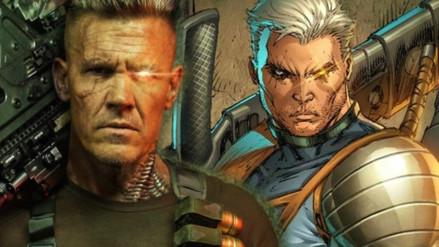"""""""Deadpool 2"""": Conoce a Cable, el antagonista de la película"""