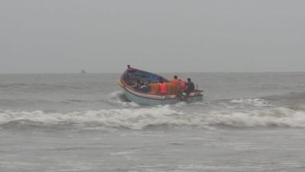 Pescadores piden capacitaciones para prevenir accidentes durante faenas