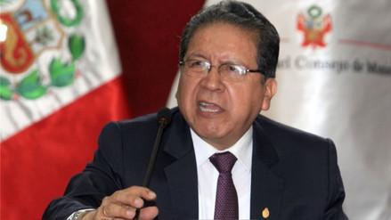 Fiscal de la Nación: No hay revancha ni venganza contra el expresidente Ollanta Humala